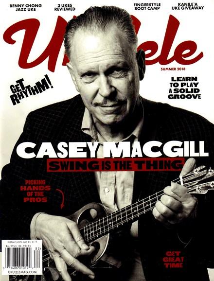 Ukulele Cover - 6/1/2018