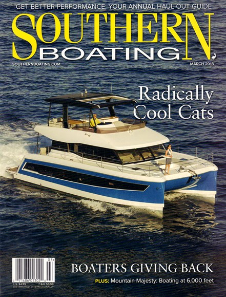 Southern Boating Cover - 3/1/2018