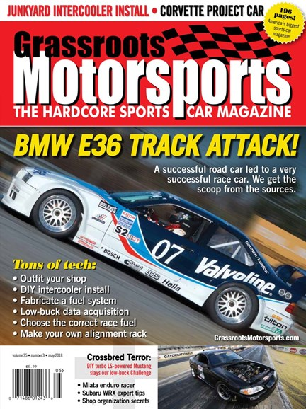 Grassroots Motorsports Cover - 5/1/2018
