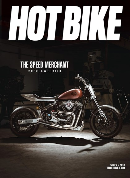 Hot Bike Cover - 5/1/2018
