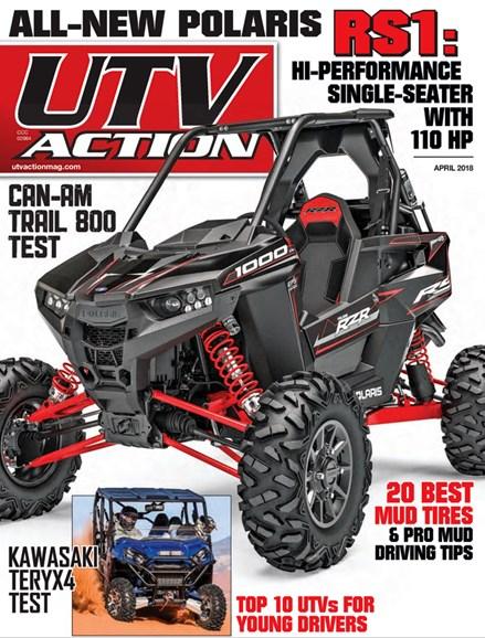 UTV Action Cover - 4/1/2018