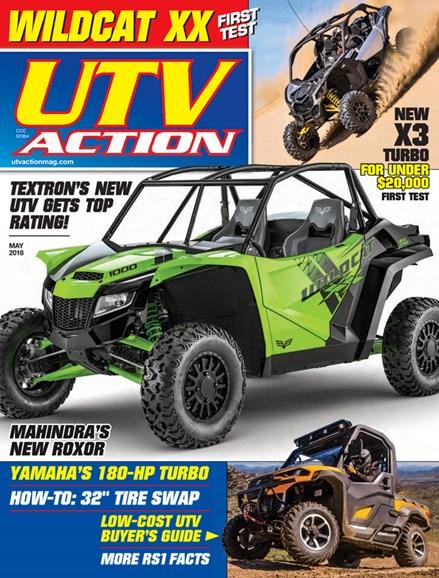 UTV Action Cover - 5/1/2018