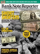 Bank Note Reporter Magazine 5/1/2018