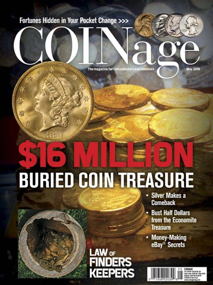 Coinage Cover - 5/1/2018