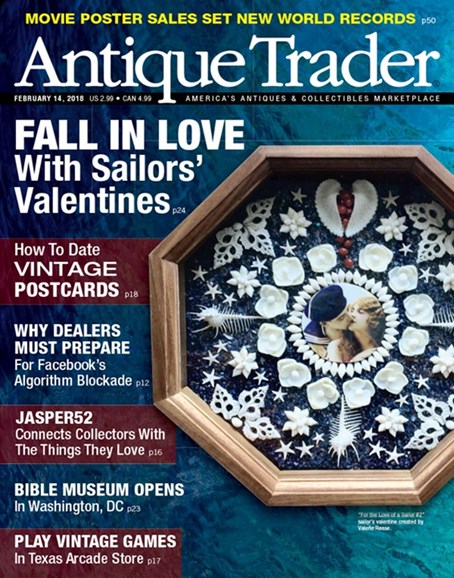 Antique Trader Cover - 2/14/2018