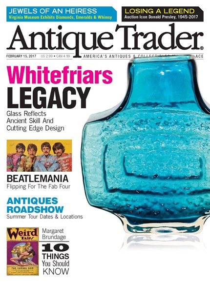 Antique Trader Cover - 2/15/2017