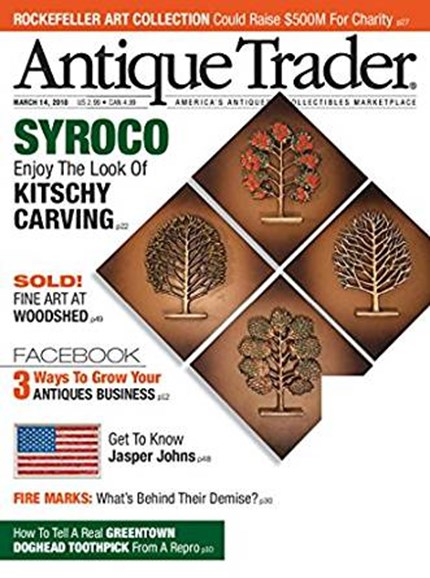 Antique Trader Cover - 3/14/2018