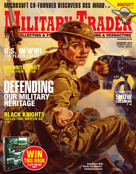 Military Trader Cover - 2/1/2018