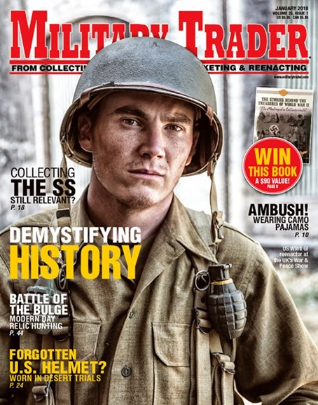 Military Trader Cover - 1/1/2018