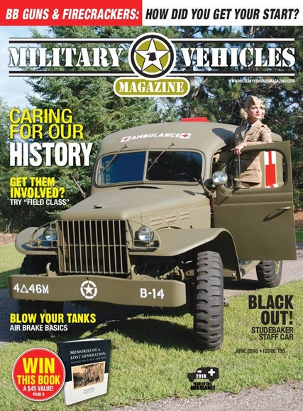 Military Vehicles Cover - 6/1/2018