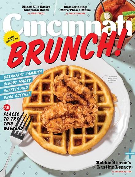 Cincinnati Cover - 5/1/2018