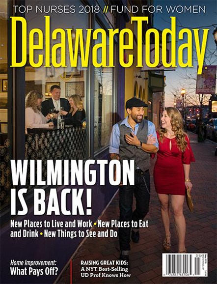 Delaware Today Cover - 5/1/2018
