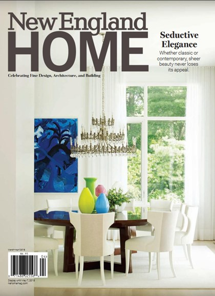 New England Home Cover - 3/1/2018