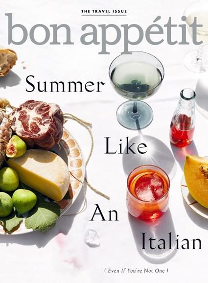 Bon Appétit Cover - 5/1/2018