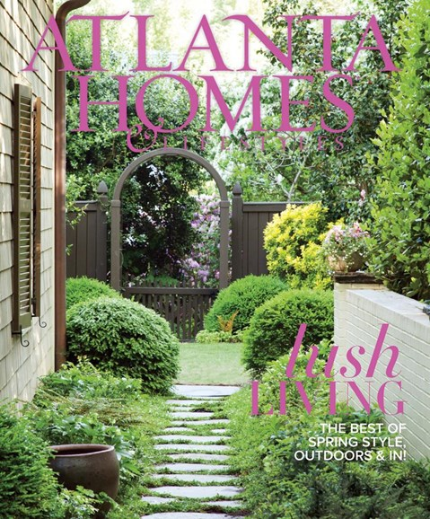 Atlanta Homes & Lifestyles Cover - 5/1/2018