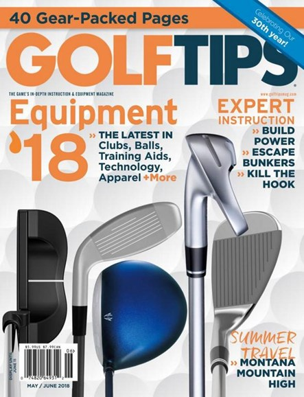 Golf Tips Cover - 5/1/2018