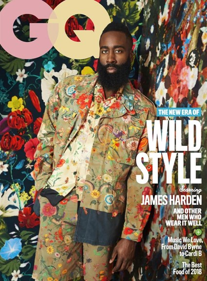 Gentlemen's Quarterly - GQ Cover - 5/1/2018