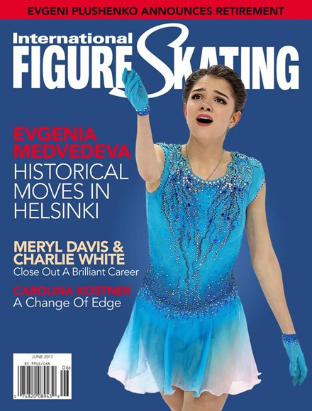 International Figure Skating Cover - 5/1/2017