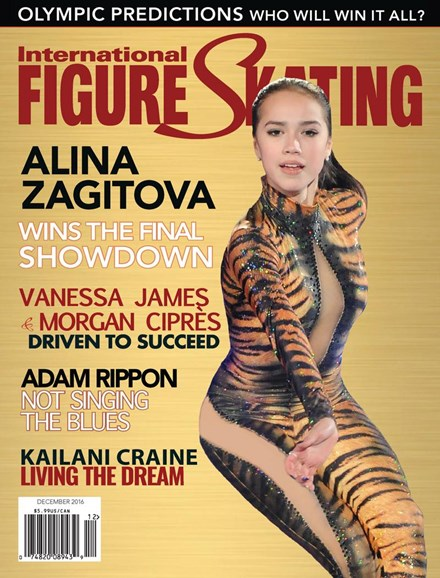 International Figure Skating Cover - 1/1/2018