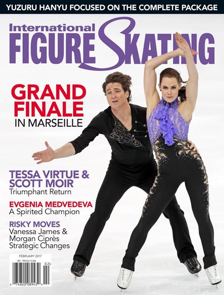 International Figure Skating Cover - 1/1/2017