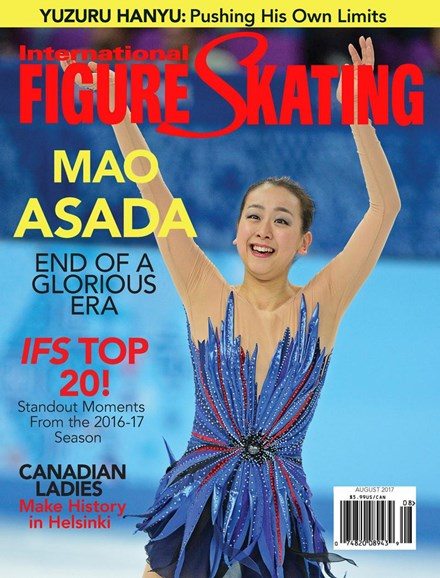 International Figure Skating Cover - 7/1/2017