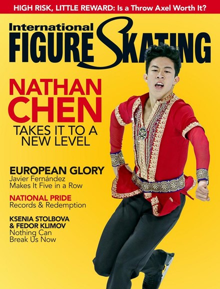 International Figure Skating Cover - 3/1/2017