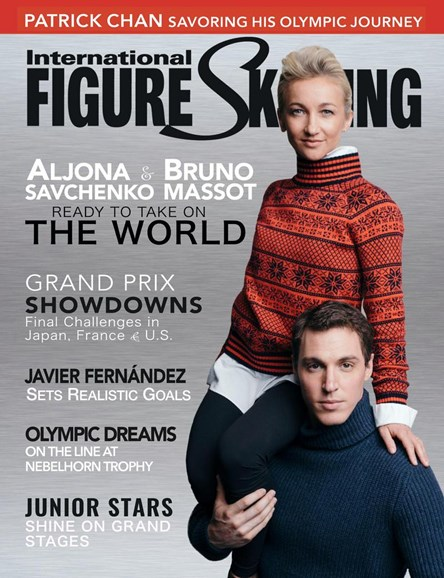 International Figure Skating Cover - 11/1/2017