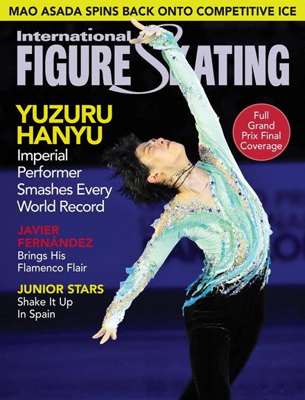 International Figure Skating Cover - 2/1/2016