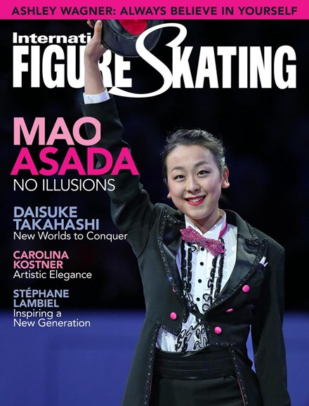 International Figure Skating Cover - 7/1/2016