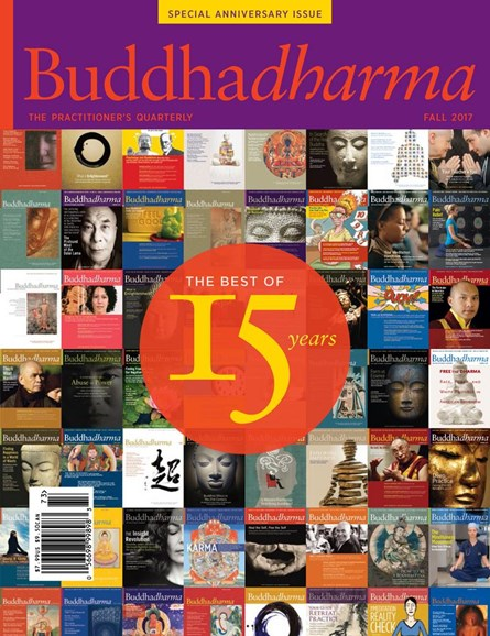 BUDDHADHARMA: THE PRACTIONER'S QUARTERLY Cover - 9/1/2017