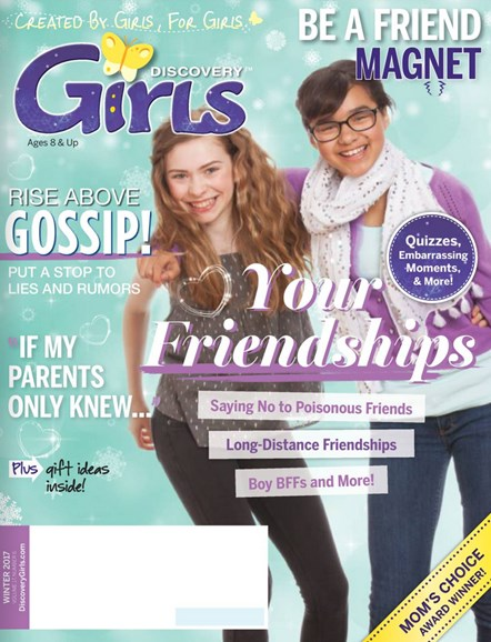 Discovery Girls Cover - 12/1/2017