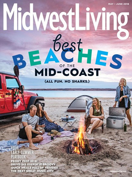 Midwest Living Cover - 5/1/2018