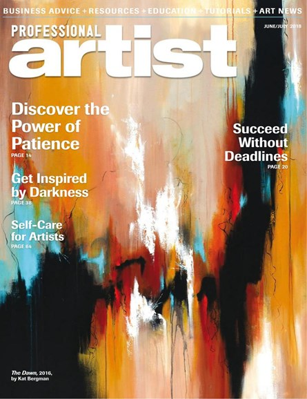 Professional Artist Cover - 6/1/2018