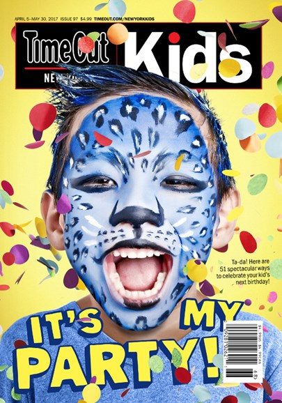 Time Out New York Kids Cover - 4/5/2017
