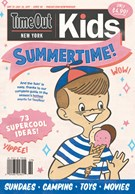 Time Out New York Kids Magazine 5/31/2017