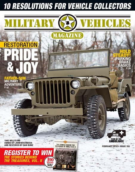 Military Vehicles Cover - 2/1/2018