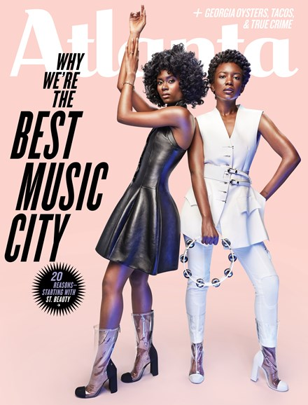 Atlanta Magazine Cover - 5/1/2018