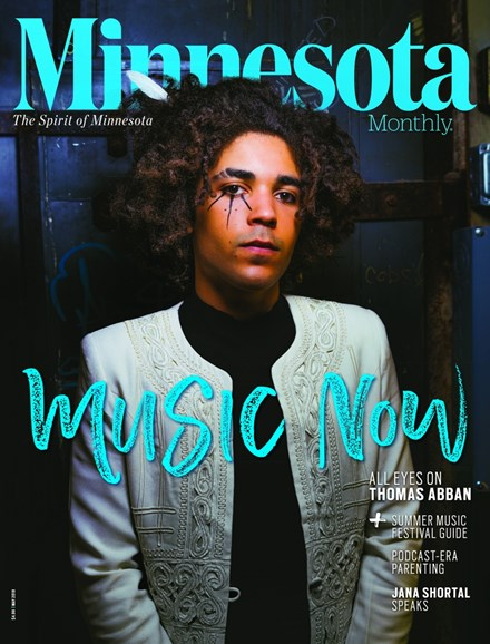 Minnesota Monthly Cover - 5/1/2018