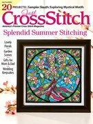 Just Cross Stitch Magazine 6/1/2018
