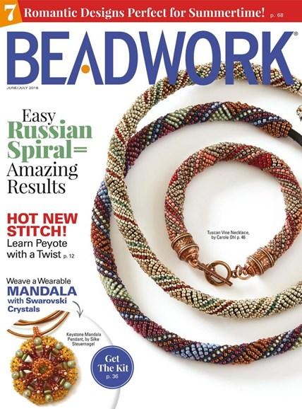 Beadwork Cover - 6/1/2018