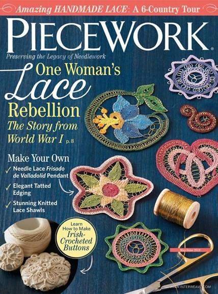 Piecework Cover - 5/1/2018