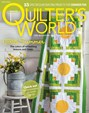 Quilter's World Magazine | 6/2018 Cover