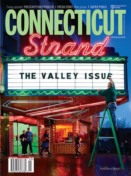 Connecticut Cover - 5/1/2018