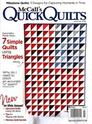 Quick Quilts Magazine 6/1/2018