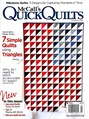 Quick Quilts Magazine | 6/2018 Cover