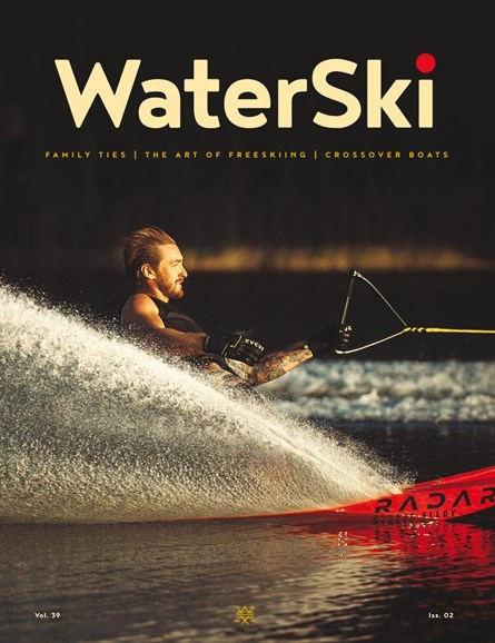 Waterski Cover - 6/1/2017