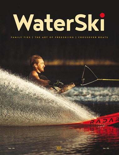 Waterski | 6/2017 Cover