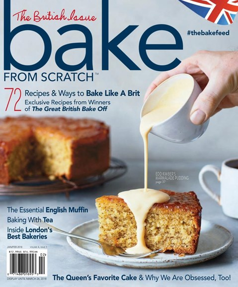 Bake From Scratch Cover - 1/1/2018
