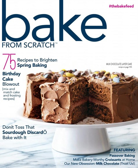 Bake From Scratch Cover - 3/1/2018