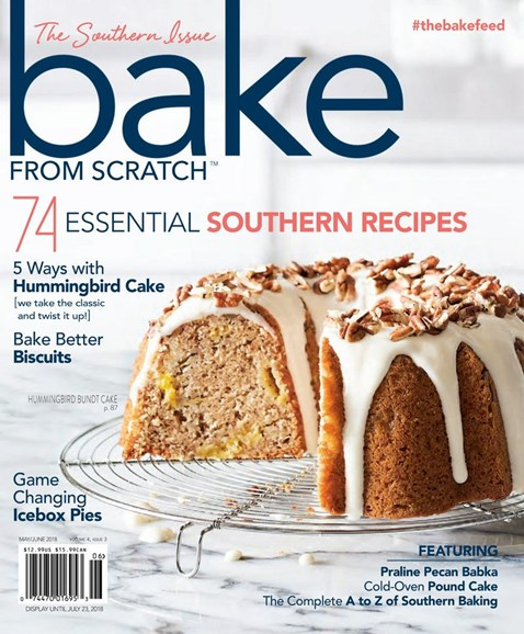 Bake From Scratch Cover - 5/1/2018